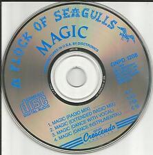 A FLOCK OF SEAGULLS Magic MIX & EXTENDED & DANCE & INSTRUMENTAL CD single 1989