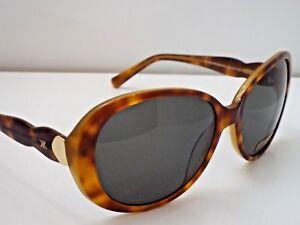 Authentic KARDASHIAN KOLLECTION KKRX10 Col.101 Havana Green Sunglasses