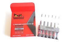 Teng outil 6 pièces Mini Set tournevis mdm706 Art 68940105