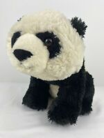 "Destination Nation Panda Bear Plush 14"" Long Stuffed Plush Animal Aurora Cute"