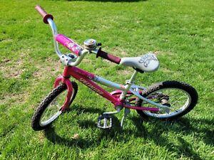 "SPECIALIZED HOTROCK Girls Pink 16"" Bike  - Ready to Ride!"