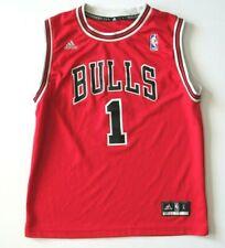 af756df00f7 Boy's Derrick Rose Jersey #1 Chicago Bulls Adidas Size L ...