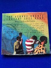 El George Gruntz Concierto Band Blues 'N Cuotas et Cetera Jazz Enja CD 1991