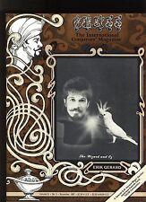 ERIK GERARD GENII INTERNATIONAL CONJURORS MAGAZINE NOV1987-contents in post