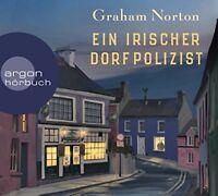 CHARLY HÜBNER - GRAHAM NORTON: EIN IRISCHER DORFPOLIZIST  6 CD NEU