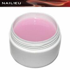 UV FIBERGLASGEL 1-Phasen-Gel Baseline FIBRE Rosa 30ml/ Allround-Gel Aufbau-Gel