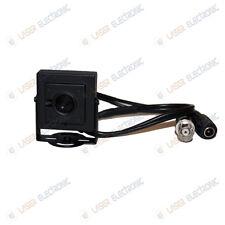 Micro Camera Pinhole CCD Sony 800 Linee Visione Notturna con pochissima luce