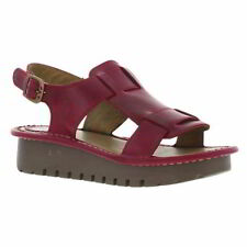 Sandals Standard (B) 100% Leather Upper Heels for Women
