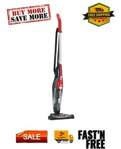 Power Stick Lite 4-in-1 Corded Stick Vacuum Cleaner in Red, SD22030 120V Plastic
