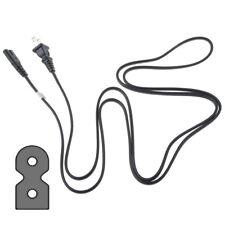 AC Power Cable for Sharp TV LC-46D82U LC-32D44U LC-52E77UN LC-52D78UN LC-52D85UN