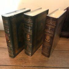 New listing Outlander Books, Diana Gabaldon, Signed Easton Press (Outlander, Voyager Drums)