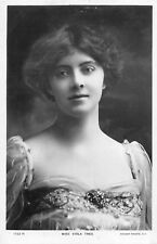 POSTCARD ACTRESSES VIOLA TREE