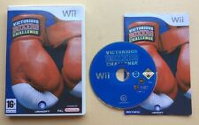 Jeu WII VICTORIOUS BOXERS CHALLENGE  pour console NINTENDO WII