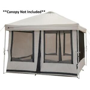 Camping Tent House 7 Person 2 in 1 Screen House Outdoor Tent with 2 Doors New