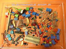 Lot de composants électroniques variés à prix très attractif