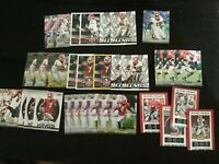 Georgia Bulldogs RC Lot! FROMM *RIDLEY *SWIFT *HARDMAN * 33 CARD LOT!
