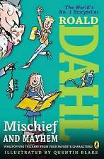 Roald Dahl's Mischief and Mayhem by Dahl, Roald -Paperback