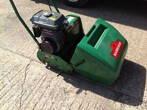 Ransomes Marquis 45 cylinder lawn mower