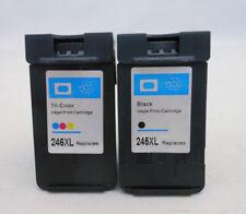 PG245XL CL246XL Inkjet Cartridge for Canon Pixma iP2820 MG2520 MG2920 MG2555 2pK
