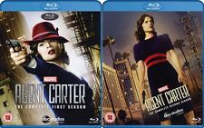 Marvel's Agent Carter: Complete Series - Seasons 1 & 2 Bundle [Blu-ray Set] NEW