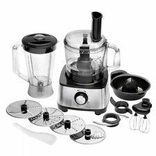 ProfiCook Keukenmachine 1200 w Zilver Mixer Blender Koken Keuken Machine