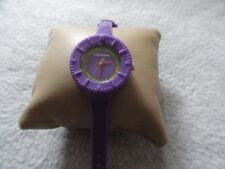 Purple and Green Converse Quartz Water Resistant Ladies Watch