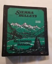 Sierra Bullets Vintage Reloading Manual Second Edition