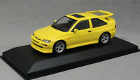 Minichamps Maxichamps Ford Escort RS Cosworth in Yellow 1992 940082110 1/43 NEW