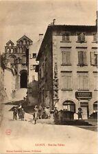 CPA  Le Puy-en-Velay - Rue des Tables  (636026)
