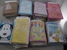 HALLMARK RESELLERS LOT 500 CARDS HUNDREDS OF DESIGNS INCLD. DIVIDERS & ENVELOPES