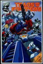 DW Comics TRANSFORMERS #1 Vol 1 NM 9.4