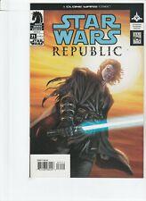 STAR WARS : REPUBLIC # 71 !!3! DEATH OF ASAJJ VENTRESS !! THE MANDALORIAN 2004