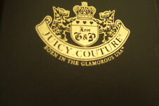 "LION CREST Juicy Couture gift box 2 3/4"" x 2 3/4"" x 1"""