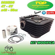 GRUPPO TERMICO KIT MODIFICA 80cc TOP PERFORMANCE Ø49 VESPA LX 50 4T 4V 2011 2012