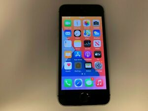 Apple iPhone SE- 32GB - Space Gray (Unlocked AT&T) A1662 (CDMA + GSM) Smartphone