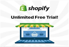 Shopify  accounts unlimited free trials not only 14 days( Shopify partner)