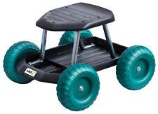 UPP Gartenwagen/ Rollsitz/ Gartenhelfer/ Rollwagen/ Sitzhilfe/ Hocker/ Sitz