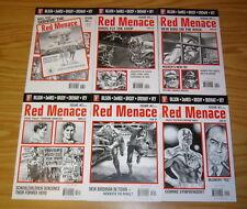 Red Menace #1-6 VF/NM complete series MCCARTHY ERA communism 2 3 4 5 wildstorm