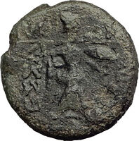 LARISSA Thessaly Ancient Greek Coin for THESSALIAN LEAGUE - APOLLO ATHENA i62446