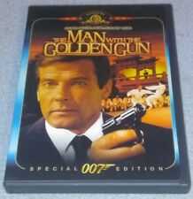 The Man with the Golden Gun (DVD, Special Edition) Roger Moore 007