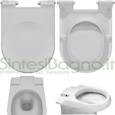 WC Seat SintesiBagno MADE for Cidneo WC CARENA series. DILCIDNEO