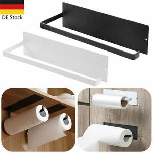 Küchenrollenhalter Wandhalterung Rollenhalter Papierrolle Handtuchhalter Halter