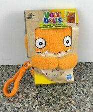 """Hasbro Ugly Dolls Wage To-Go Stuffed Plush Toy WAGE 5""""  Orange"""