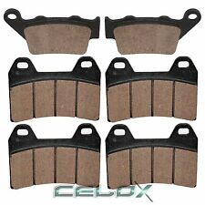 Front & Rear Brake Pads For BMW F800S / ST 2006 2007 2008 2009 2010 11 12 13 14
