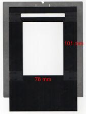 Film holder for Imacon Flextight scanners, 76 x 101mm for FP-100C, Polaroid 665.