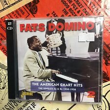 Fats Domino - The American Chart Hits 50-58 A&B Sides...double R&B CD