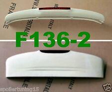 SPOILER ALETTONE POSTERIORE RENAULT CLIO 2 V6 3000 LOOK GREZZO  ST367-F136-2G