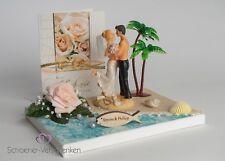 Geldgeschenke zur Hochzeit mit Gravur