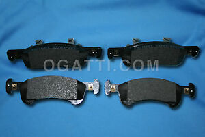 2003-2006 ORIGINAL FRONT BRAKE PADS FOR LINCOLN NAVIGATOR EXPEDITION 14D934-CH