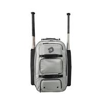 DeMarini Spectre Baseball/Softball Bat Equipment Backpack Bag Silver WTD9410SI